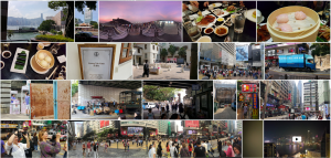 hong kong collage