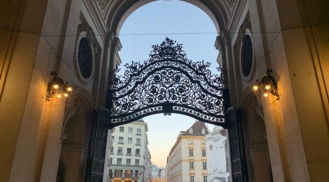 Wien, Österrike 2018-2019