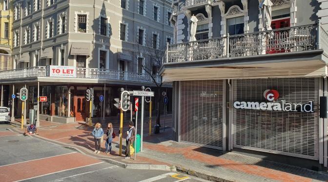 Kapstaden 2019